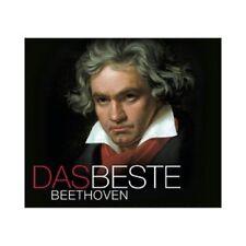 RUBINSTEIN/STADTFELD/BUCHBINDER/STERN/AX/+ - DAS BESTE: BEETHOVEN  3 CD  NEU