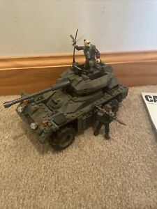 Mega Bloks Call Of Duty (COD) Armored Personnel Carrier (APC) #06856