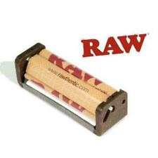 Genuine RAW Single Wide 70mm Roller Cigarette Rolling Machine - Free Delivery