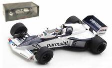 Spark S7105 Brabham BT52 #6 Brazilian GP 1983 - Riccardo Patrese 1/43 Scale