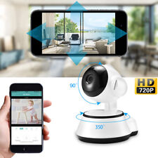 Wireless Wifi IP Camera 720P Indoor CCTV Home Security Night Vision Baby Monitor