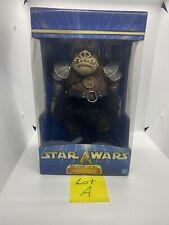 "Gamorrean Guard 12"" Action Figure Star Wars Return of the Jedi 2002 Hasbro Lot A"