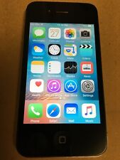 Apple iPhone 4s, A1387, 16GB Black, factory unlocked, used, in good condition!