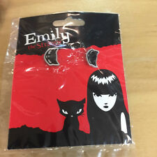 Orecchini Nee chee Earrings Emily The Strange Gattini