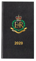 Royal Military Police, RMP  - 2020 Diary - pocket