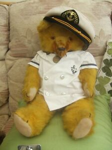 "LARGE UNUSUAL BEAR CALLED ""SAILOR"""