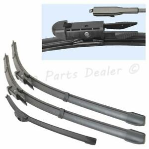 Mercedes Viano W639 wiper blades 2005-2010 Front and rear