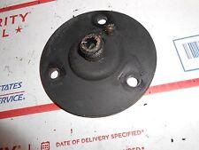2001 Skidoo 440 fan MXZsnowmobile: track drive shaft DRY BEARING CAP- plastic