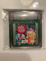 Kelly Club Gameboy Color Game