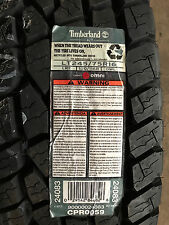2 New LT 245 75 16 LRE 10 Ply Timberland A/T Tires