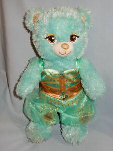 "Build A Bear Disney Aladdin Princess JASMINE In Jeanie Outfit 16"""