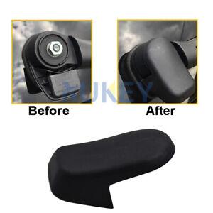 XUKEY Rear Windshield Wiper Arm Cap Cover Nut Washer Cap For Porsche Cayenne MK1