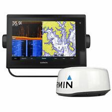 Garmin GPSMAP 1242xsv Plus GPS/Fishfinder Combo w/GMR 18HD+ Radar 010-02322-51