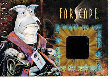 FARSCAPE SEASON TWO COSTUME CARD CC5 RIGEL XVI