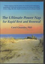 The Ultimate Power Nap for Rapid Rest and Renewal Carol Ginandes Audiobook