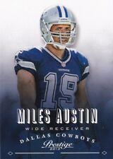 Miles AUSTIN 2013 PANINI PRESTIGE FOOTBALL cartes à collectionner, #53