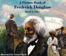 A Picture Book of Frederick Douglass by David A. Adler (1995, Picture Book)