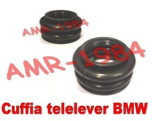 CUFFIA SNODO SOSPENSIONE TELELEVER BMW  R1200 GS - R1200 GS ADVENTURE