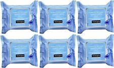 Neutrogena Make-Up Remover Cleansing Towelettes Refills 25 Each - 6 Pack