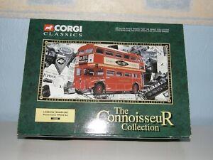 Corgi Toys Classics no 35005 London Transport Routemaster RM254 set MIB cond.