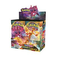 Sword & Shield Darkness Ablaze Booster Box 36 ct NEW Pokemon TCG SHIPS 8/14