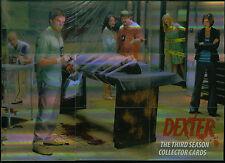 DEXTER SEASON 3 (Breygent/2010) Complete PUZZLE FOIL CHASE CARD Set (CP1-CP9)