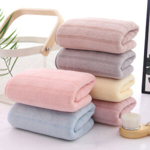 Extra Large 100% Coral Fleece Beach Bath Pool Absorbent Soft Towel 75''X35''