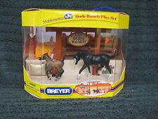 Breyer #5407 SM Dude Ranch Play Set NRFB