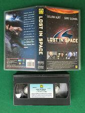 VHS Fantascienza LOST IN SPACE PERDUTI NELLO SPAZIO Medusa (ITA 1998) no dvd