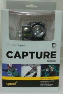 Sprout Capture Action Camera – Similar to GoPro