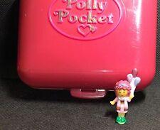 Polly Pocket Mini 💚 1989 World Freizeitpark Bob Scooter