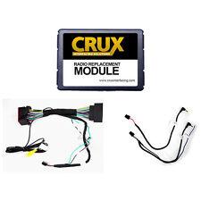 CRUX swrcr59d DODGE RAM 2013 y hasta Radio Recambio con / Swc Retención