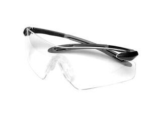 Tactical Schutzbrille PYRAMEX INTREPID II Glas Klar Devgru Airsoft