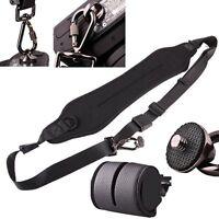 New Black Rapid Camera Shoulder Neck Strap Belt Sling for Canon Nikon Sony DSLR