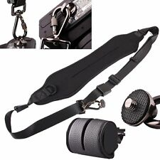 New Black Rapid Camera Shoulder Neck Strap Belt Sling for Canon Nikon Sony DSLR