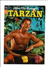 "Tarzan No.35 : 1952 :   : Photo Cover! :   : ""The March Of The Lion Men"" :"