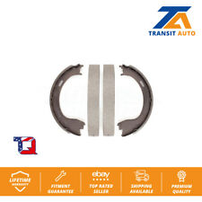 Rear Parking Brake Shoes 2009-2011 Ford F-150