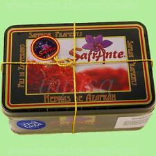 SAFFLON SAFRANTE 1oz (28.35g) TIN 100% GENUINE PURE SPANISH SAFFRON AZAFRAN