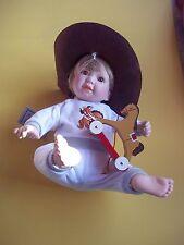 Cowgirl Baby - The Danbury Mint