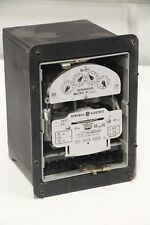 GE General Electric 704X63G428 Polyphase WattHour Meter 3-Phase 120V
