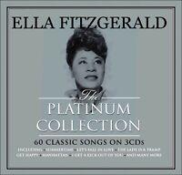 ELLA FITZGERALD  * 60 Greatest Hits * NEW 3-CD Box Set * All Original Songs