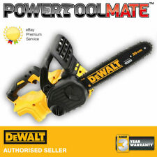 Dewalt DCM565N 18V Cordless XR Brushless Chainsaw 30cm (Body only)