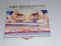 Robbie Williams - Freedom PROMO CD Single