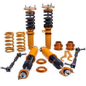 Coilover Suspension Kits Fit BMW Z4 (E85) 2002-2008 Adj. Height Shock 4pcs