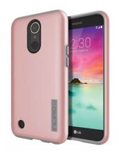 Incipio Dual Layer Protection DualPro Hard Slim Case For LG K20 Plus Rose Gold