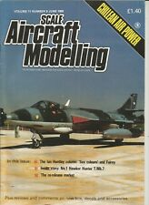 Scale Aircraft Modelling Magazine - June 1989