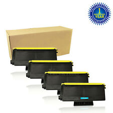 4PK TN650 Toner Cartridge For Brother HL-5370DW 5340D MFC-8480DN 8890DW 8680DN