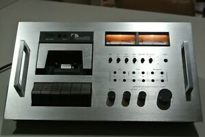 Nakamichi 600 Cassette Deck Rare in VGC with bonus Perspex Cover