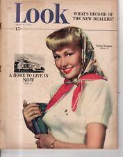 1948 LOOK April 27 - Lana Turner; Zovello magician; Bermuda; Baseball Forecast