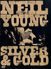 Neil Young - Silver and Gold (DVD, 2000, English Subtitles)